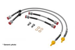 Stainless Steel Brake line Kit Audi A4 Quattro 2004-